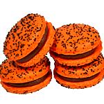 Trick or Treat Macaron at Tout Sweet