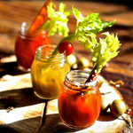 A Hyde Brunch with Bloody Mary Flights