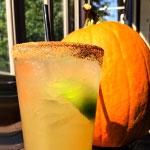 Pumpkin + Tequila