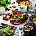 A Korean BBQ Pop-Up. Yes.