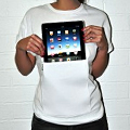 iPad Pouch T-Shirt