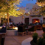The Fireside Table, The Live Oak Bar