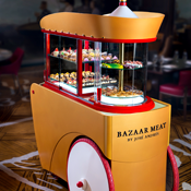 Tesla's Got Nothing On Jose Andres' Dessert Cart