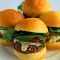 Sliders and Tartare for $5