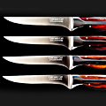 Sharp Steak Knives from Chicago Cut