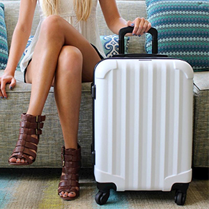 Hard-Sided Luggage for All of Your Jet-Setting Needs