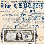 A One-Dollar Bill That Orbited Earth