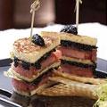 Anti-Resolution: Caviar Club Sandwich