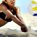 Beach Volleyball, 90210