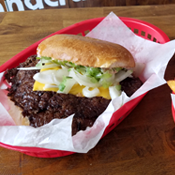 A Very Specific New Burger in Roscoe Village