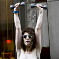 Occupy Wall Street. Naked.