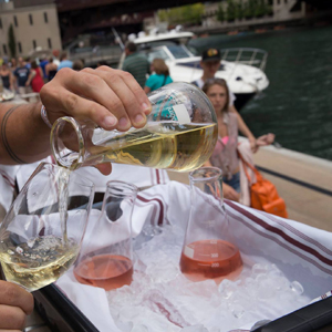 Sipping-Wine-on-the-River Season Is Back