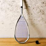 Exit the Plane. Enter the Squash Court.