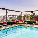The Latest in Gansevoort Rooftops