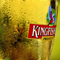 Kingfisher Beer at Klay Oven