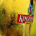 Kingfisher Beer at Klay Oven