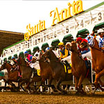 A New Way to Dinner at Santa Anita