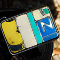Randitan's License Plate Buckles