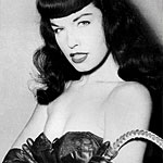 Spending a Night with Bettie Page