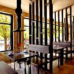 Hibachi Grill Tables at BellyQ