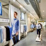 High-Tech Shirting in SoHo