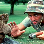 Caddyshack. On the Big Screen.