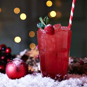 Clinging to the Holidays with Hard Drinks