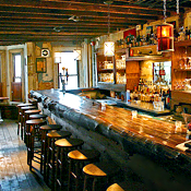The Upstairs Bar at Granville Moore's