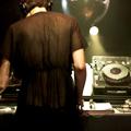 Spinning Vinyl for Abe