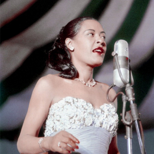 Billie Holiday. In Concert. Really. Sort Of.