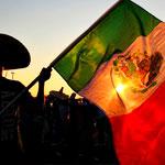 Tacos, Margaritas and El Grito