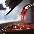 A Massive Crawfish Boil on Melrose