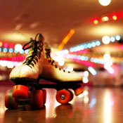 A Classic Roller Rink Party. Plus, Beer.