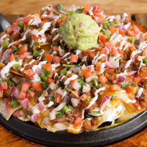 Nacho Daddy is Serving, Well, Lots and Lots of Nachos