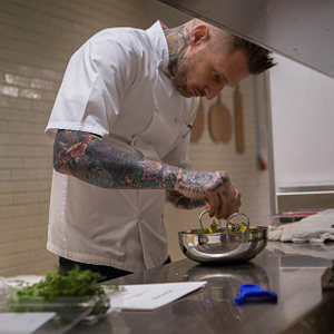 Michael Voltaggio's New La Cienega Home