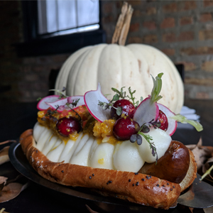 The Thanksgiving Hot Dog This Week Needs