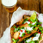 The Intersection of Tacos and Beer