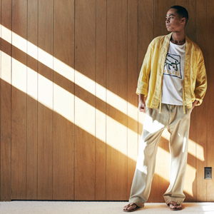 A Japanese Streetwear Legend Meets an Architectural Icon