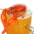 A Day of Crawfish and Beer