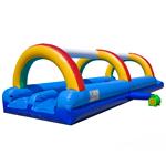 Here's a Tandem Slip 'N Slide