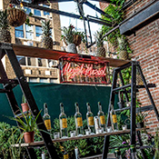 A Bowery Hotel Party With Endless Tequila and Mezcal Cocktails