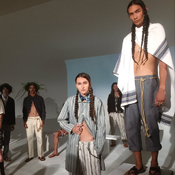 We're at New York Fashion Week: Men's. So You Can Be, Too.