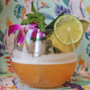 Wolfgang Puck, Struck With Tiki Fever