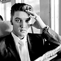 Portrait of the Elvis as a Young Man