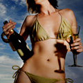 Champagne and Bikinis at Nikki Beach