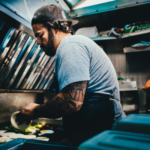Guerrilla Tacos: Ready to Shed Its Wheels