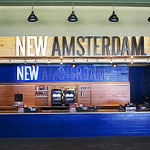 New Amsterdam Bar