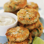 Eight Chefs for Crab Cake Glory
