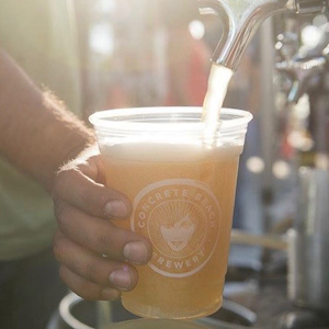 It's a Beer Bash at Concrete Beach. Hey, You Should Go to That.