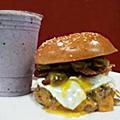 A Breakfast Burger at BGR